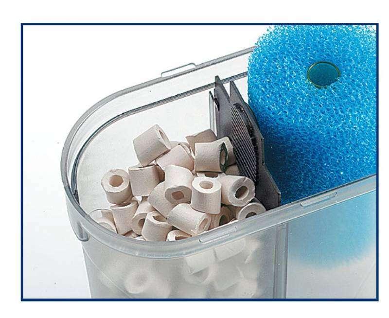 Eden 501 staffa supporto bordo vasca x filtro esterno for Acquario tartarughiera