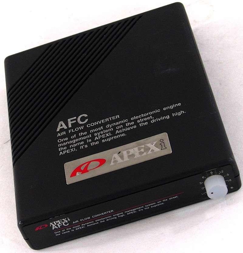 APEXI AFC Air flow A/F converter controller