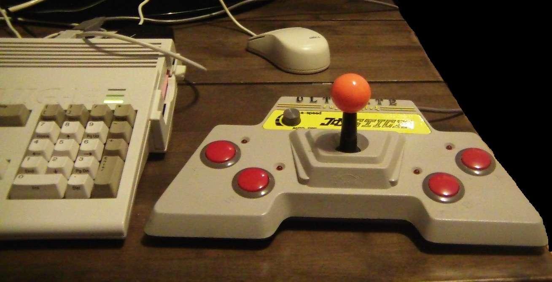 Repaired my joystick english amiga board sciox Image collections