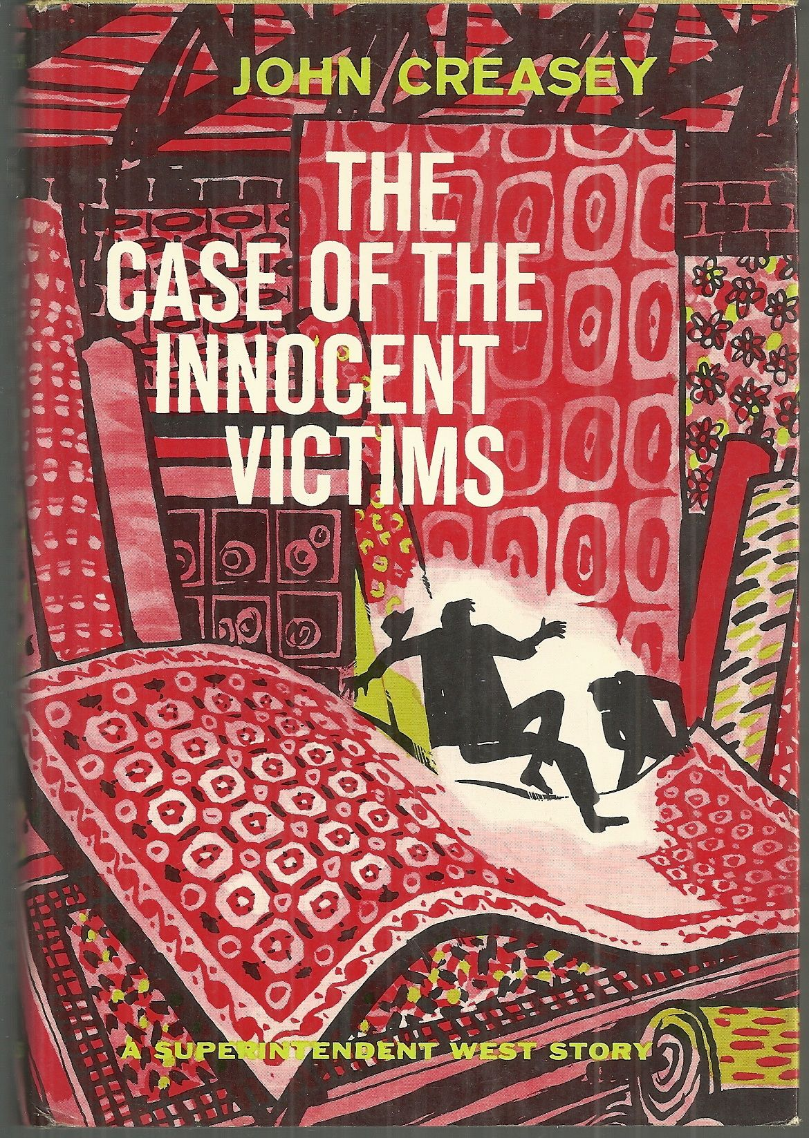 The Case of the Innocent Victims (#7180), Creasey, John