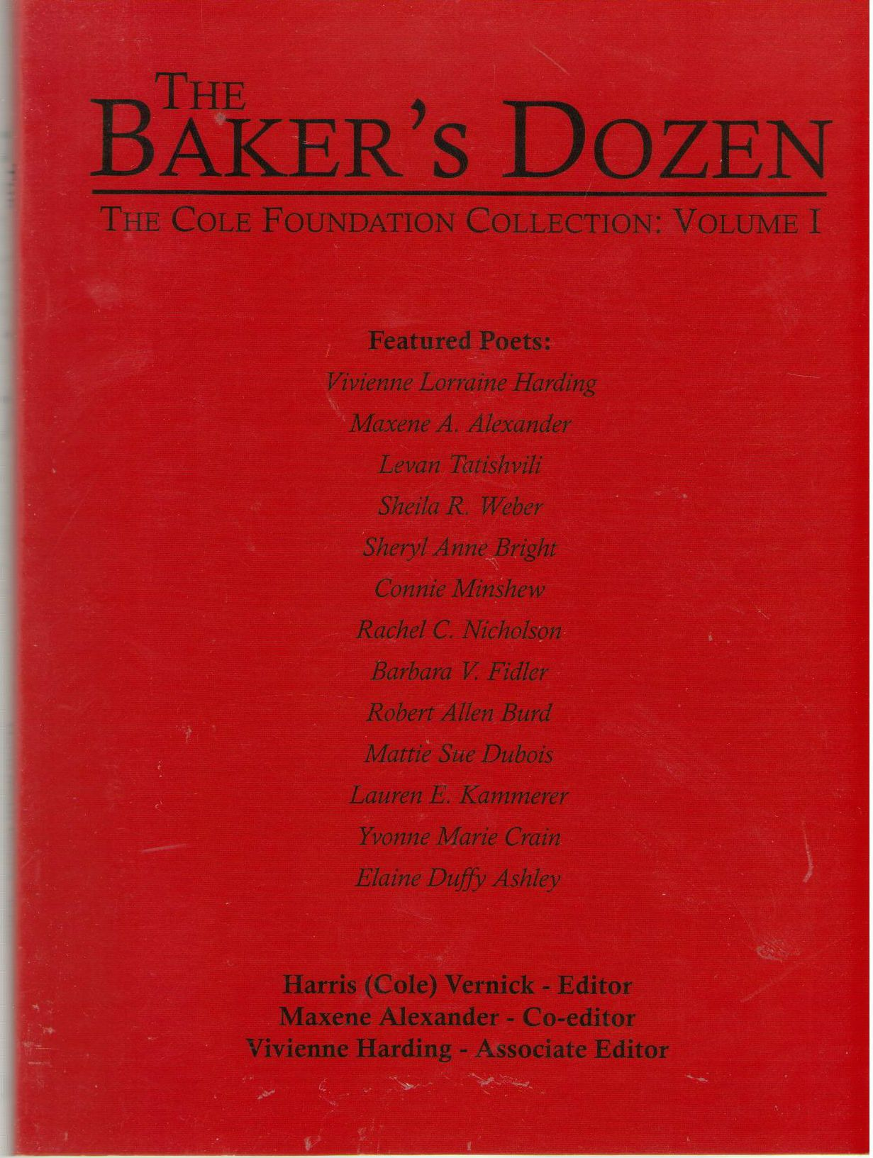 The Baker's Dozen: The Cole Foundation Collection, Vol. 1