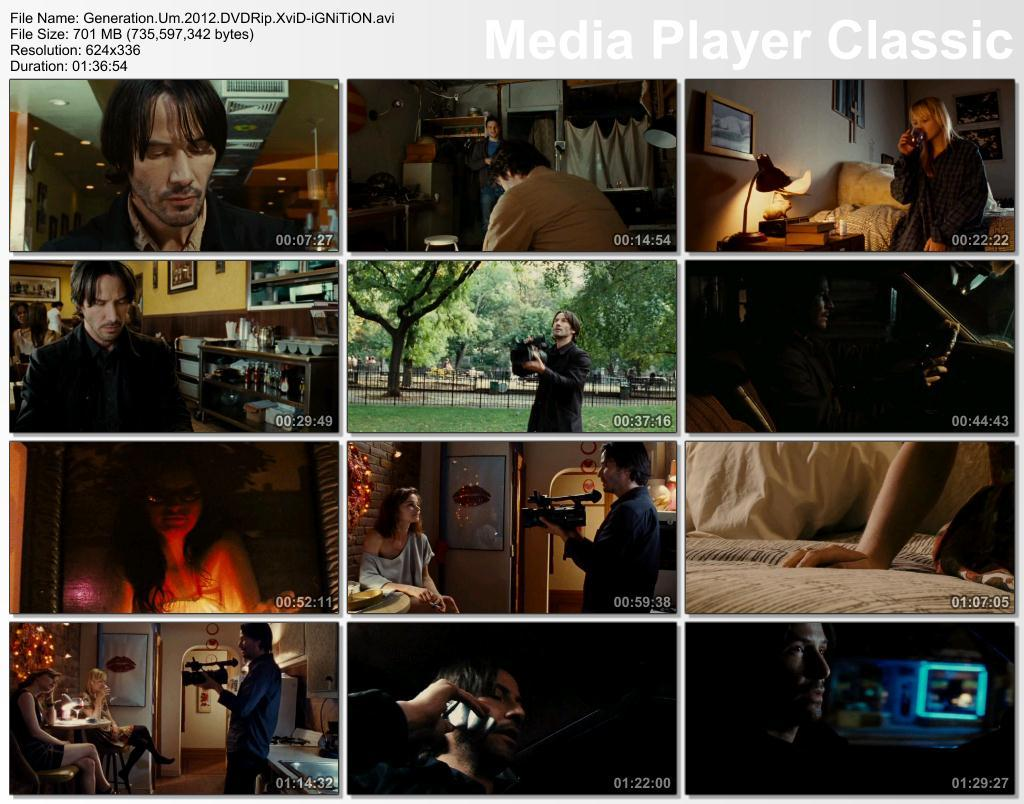 Generation Um - 2012 DVDRip XviD - Türkçe Altyazılı Tek Link indir