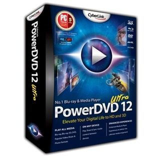 CyberLink PowerDVD v12.0.1514.54 Ultra