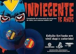 Indigente Vinil Antena3 SomDireto